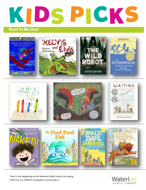 read to me day 2017
