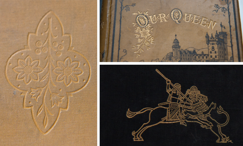Embossed Covers