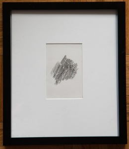 Framed Rubbing